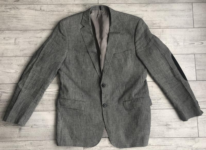 Піджак\блейзер hugo boss the smith1 linen blazer