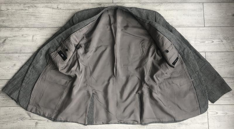 Піджак\блейзер hugo boss the smith1 linen blazer - Фото 4