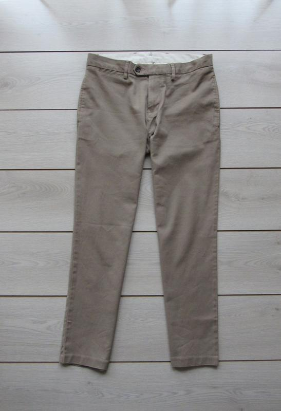 Классные фактурные брюки от tommy hilfiger
