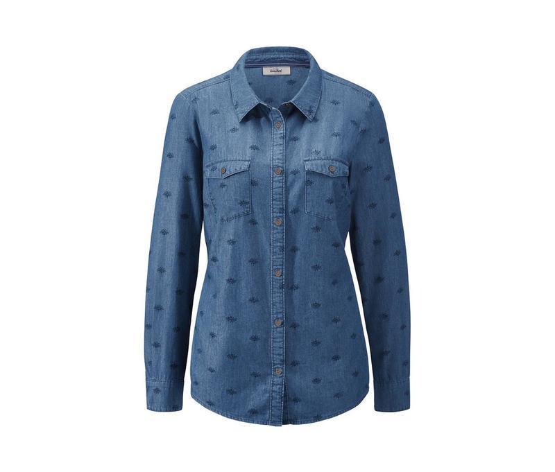 Джисова рубашка tcm tchibo 36р