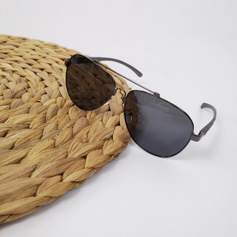 Новые очки авиаторы унисекс поляризованные солнцезащитные очки