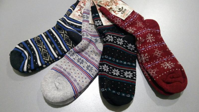 Махрові носки 36-40