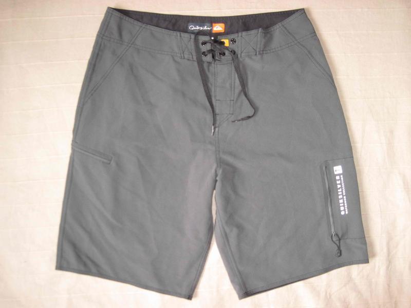 Quiksilver (34/l) пляжные шорты мужские