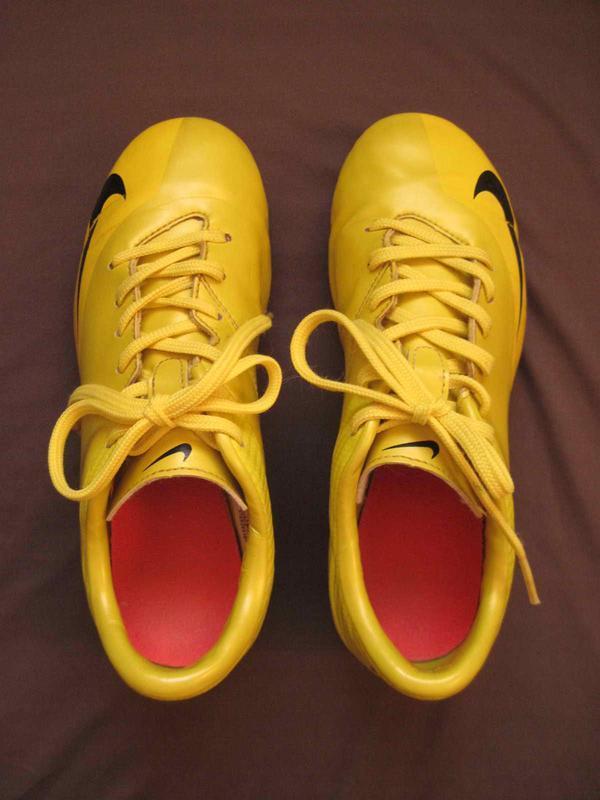 Nike mercurial veloci v fg (34,5) бутсы копочки детские - Фото 3