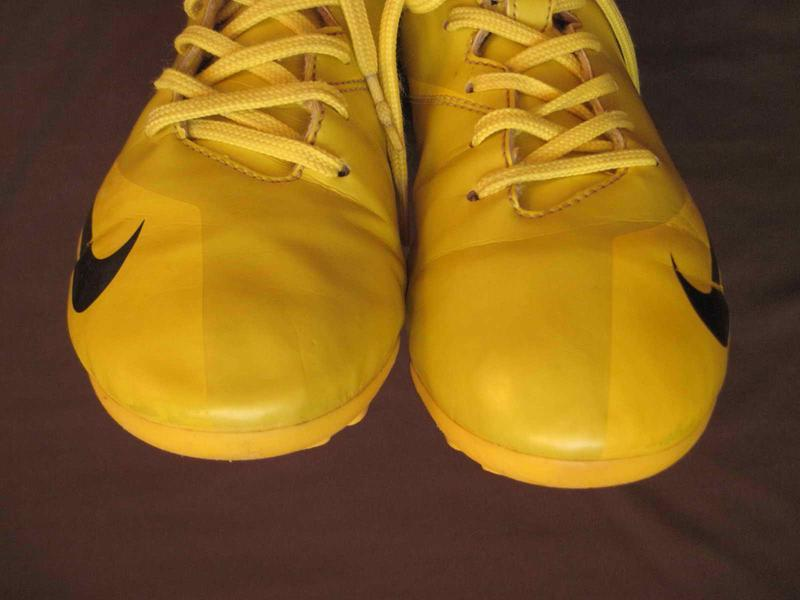 Nike mercurial veloci v fg (34,5) бутсы копочки детские - Фото 4