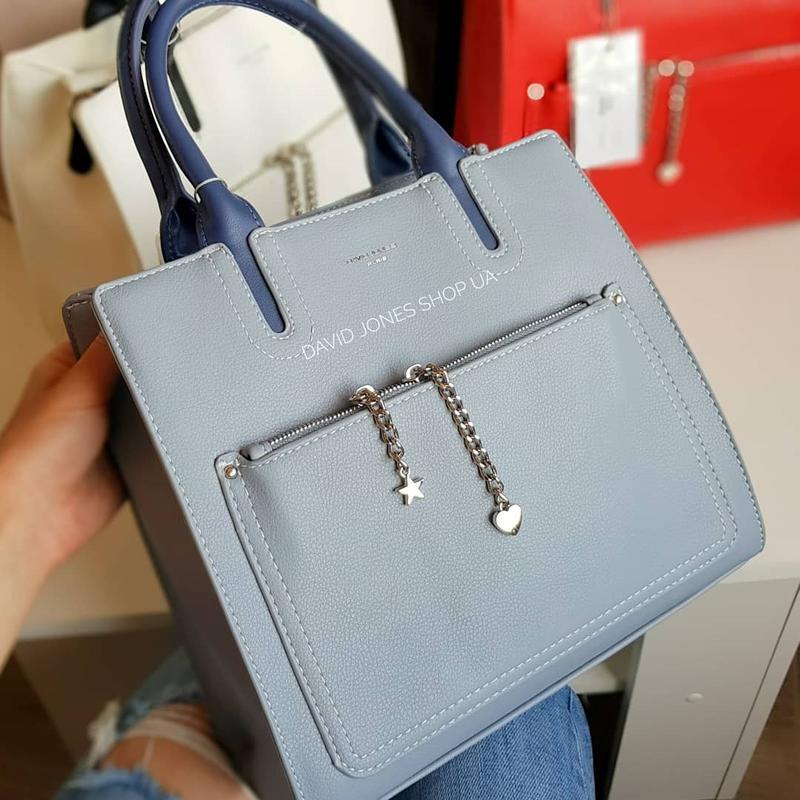 Женская сумка David Jones - Фото 2