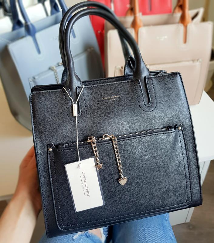 Женская сумка David Jones - Фото 5