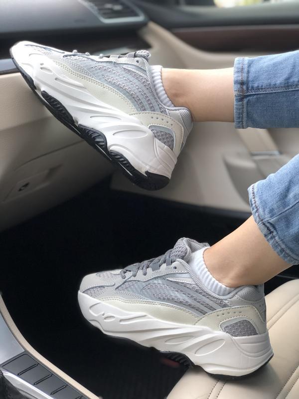 Кроссовки женские 💥 adidas yeezy boost 700