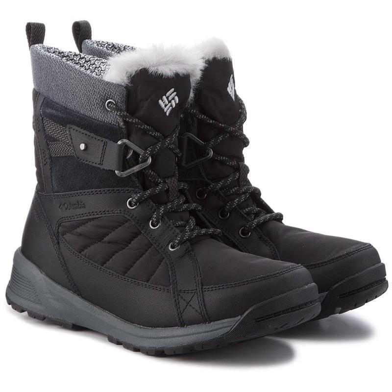 Columbia meadows omni-heat 3d ботинки зимние до -32с.