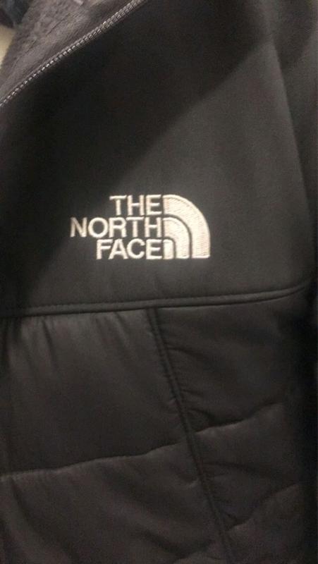 Пуховик тнф the north face