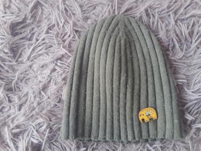 Тепленька шапка