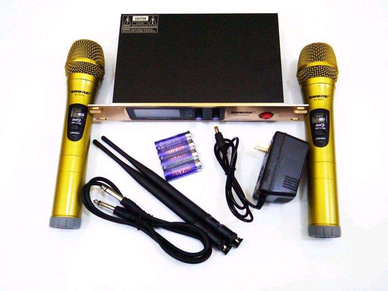 Радиосистема на 2 радиомикрофона Shure SH-300