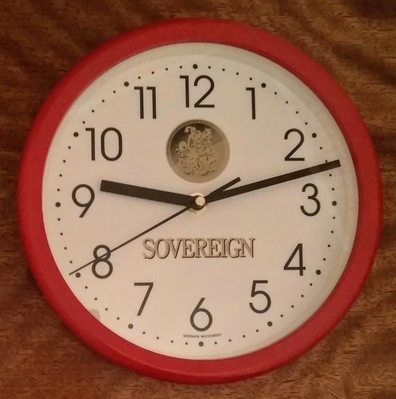 Настенные часы SOVEREIGN - Фото 3