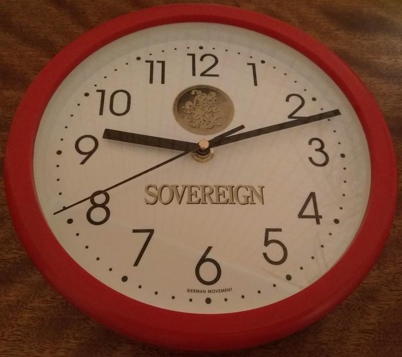 Настенные часы SOVEREIGN - Фото 4