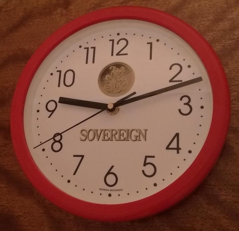 Настенные часы SOVEREIGN - Фото 5