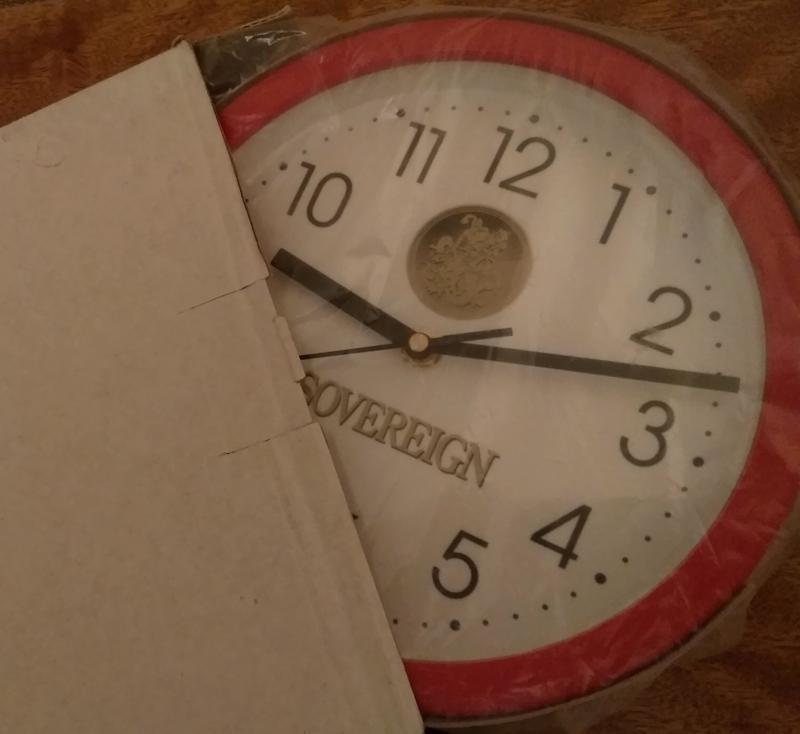 Настенные часы SOVEREIGN - Фото 9