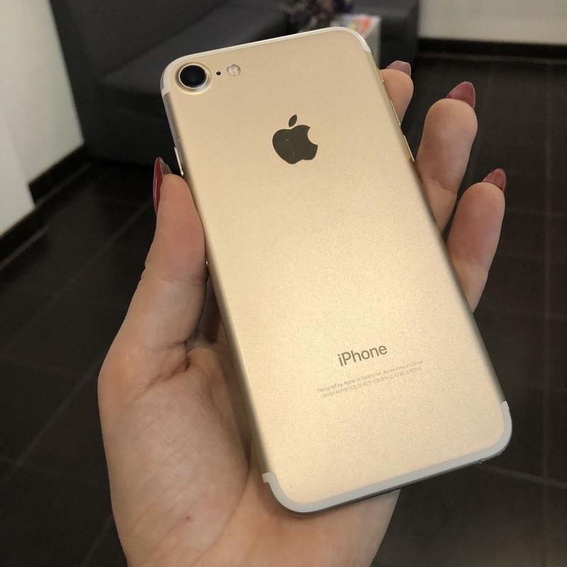 """IPhone 7 Neverlock"" (128 GB) по доступным ценам (Б/У)! - Фото 6"