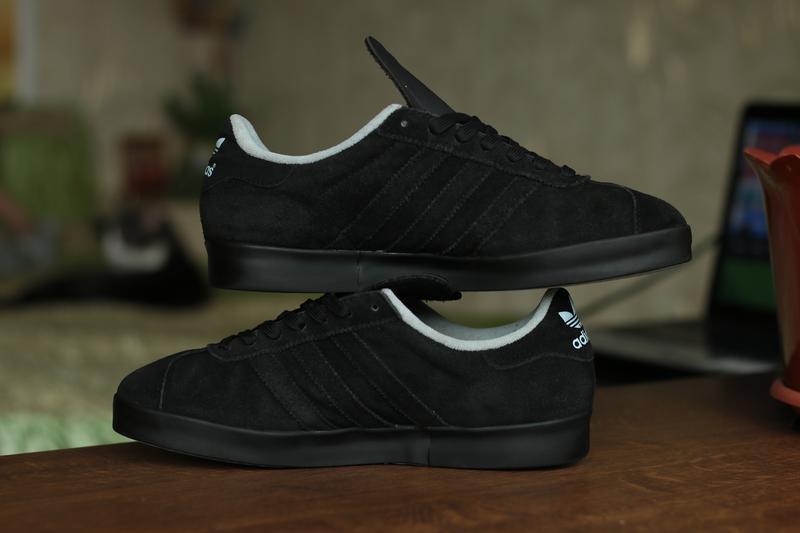 Мужские кроссовки adidas originals gazelle 2 trefoil - Фото 2