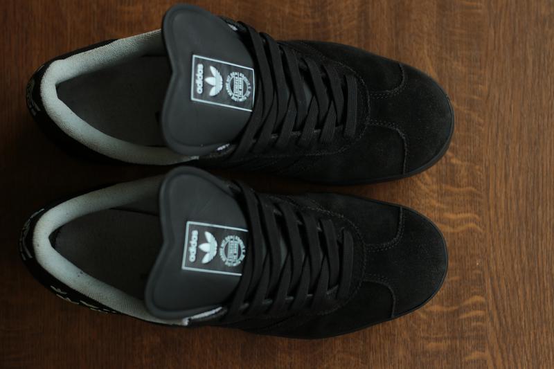 Мужские кроссовки adidas originals gazelle 2 trefoil - Фото 4