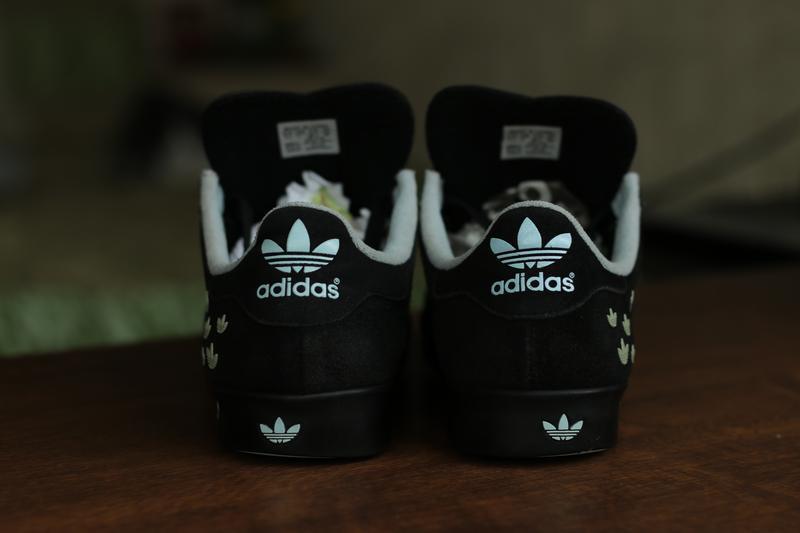 Мужские кроссовки adidas originals gazelle 2 trefoil - Фото 7