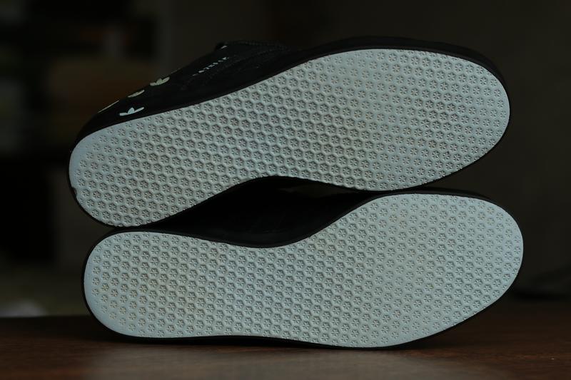 Мужские кроссовки adidas originals gazelle 2 trefoil - Фото 9