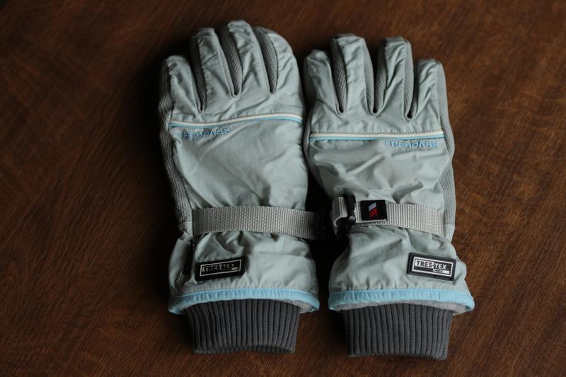 Женские зимние перчатки trespass ladies tres-tex snowsport gloves
