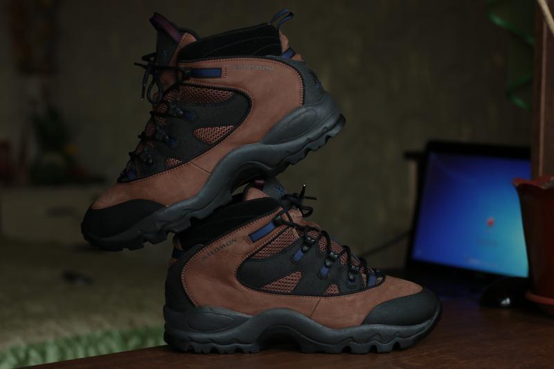 Мужские ботинки salomon x-hiking boots