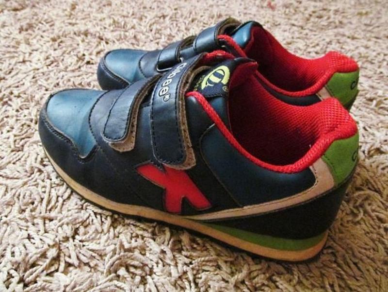 Кроссовки детские туфли обувь детская демисезонная - Фото 2