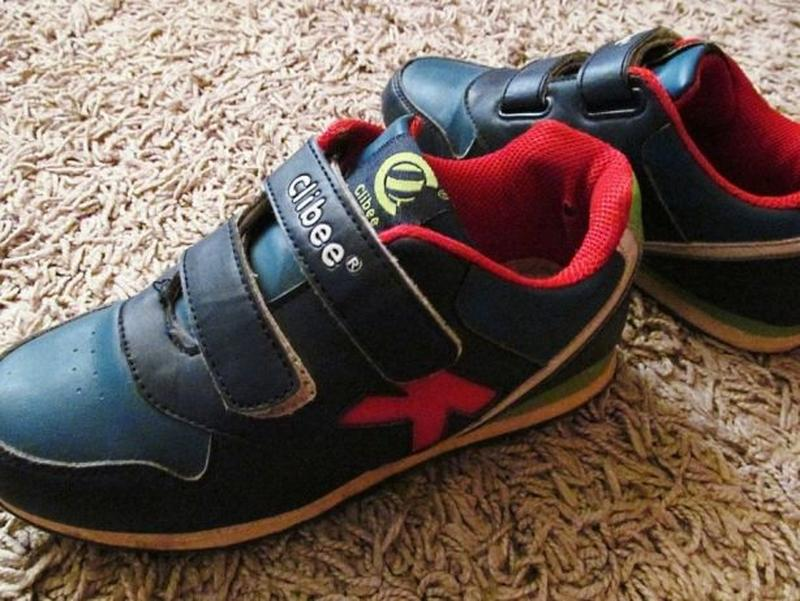 Кроссовки детские туфли обувь детская демисезонная - Фото 3