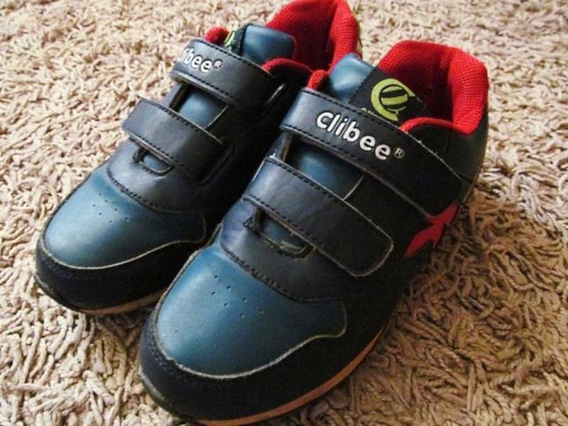 Кроссовки детские туфли обувь детская демисезонная - Фото 4