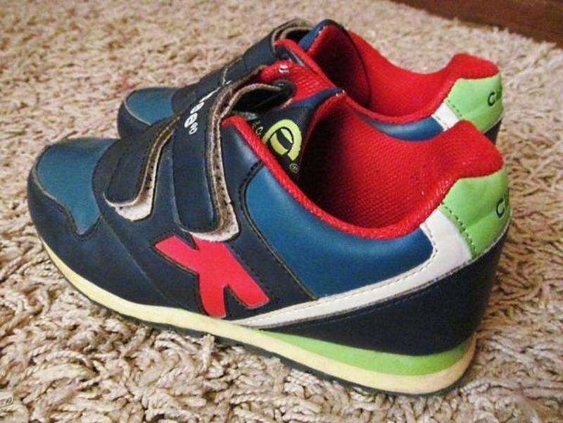 Кроссовки детские туфли обувь детская демисезонная - Фото 5