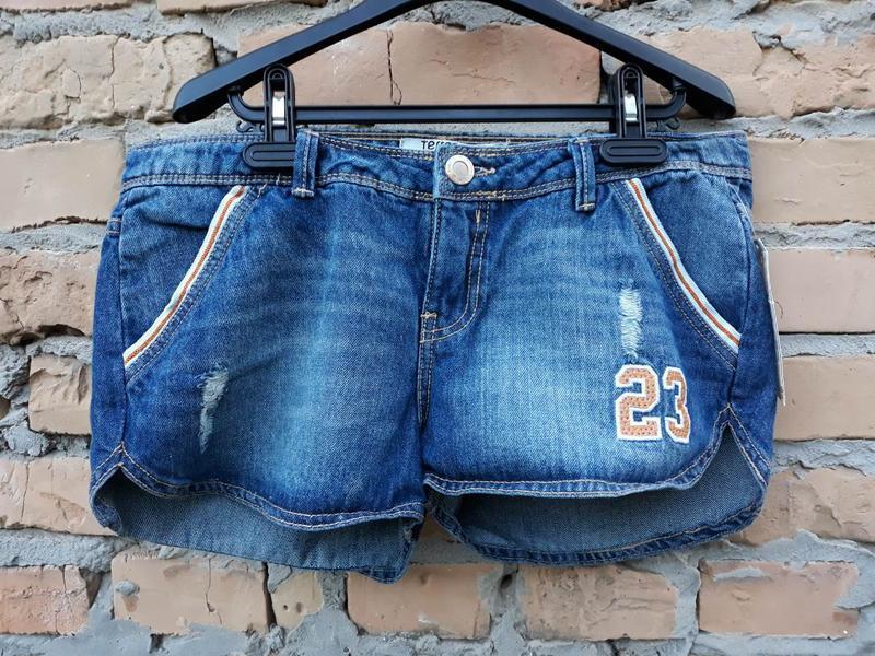 Шорты джинсовые европейского качества, распродажа