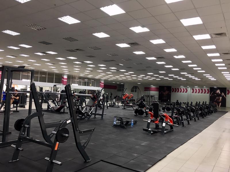 Фитнес клуб Спарта в Кропивницком