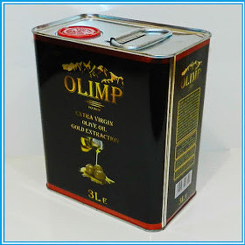 Масло оливковое «Олимп». Греция. 3л.
