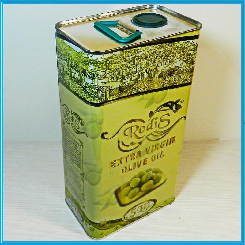 Масло оливковое «Олимп». Греция. 3л. - Фото 3