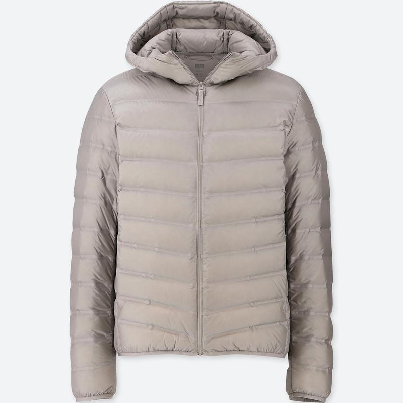 Бесшовная теплая куртка парка пуховик uniqlo