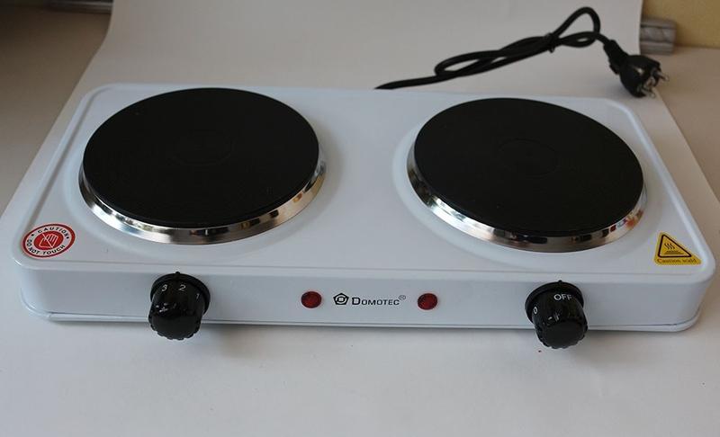 Электроплита Domotec MS 5822