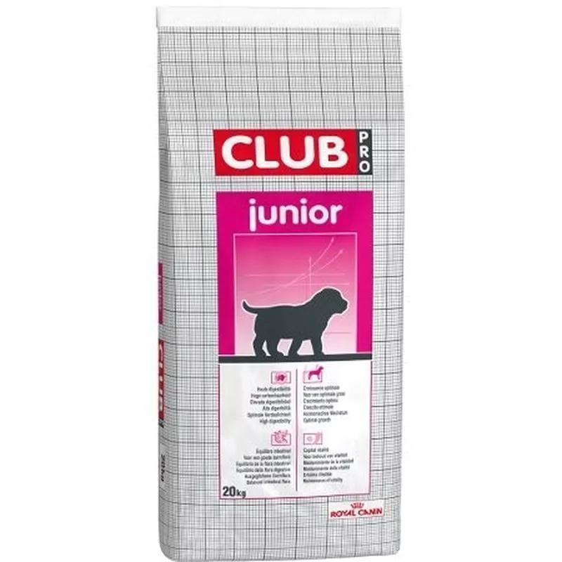 Сухой корм для собак Royal Canin Club Junior, 20 кг