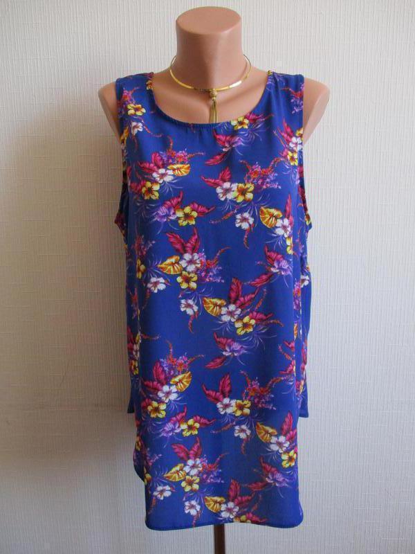 Блузка в цветочный принт primark