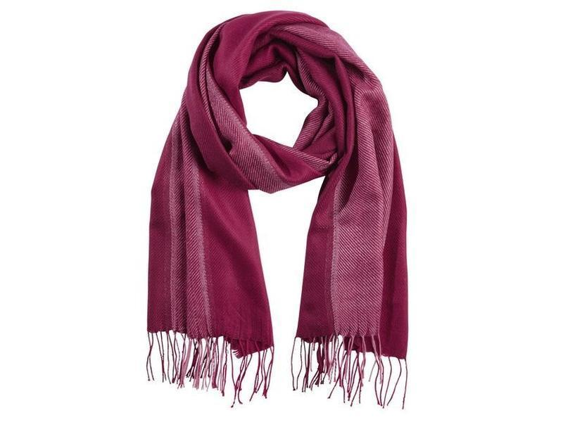 Яркий большой шарф-шаль esmara