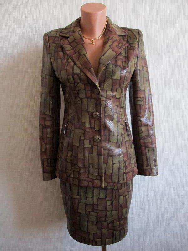 Костюм driggs: пиджак с юбкой