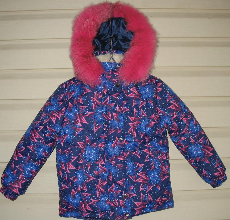 Зимняя курточка для девочки - Фото 10
