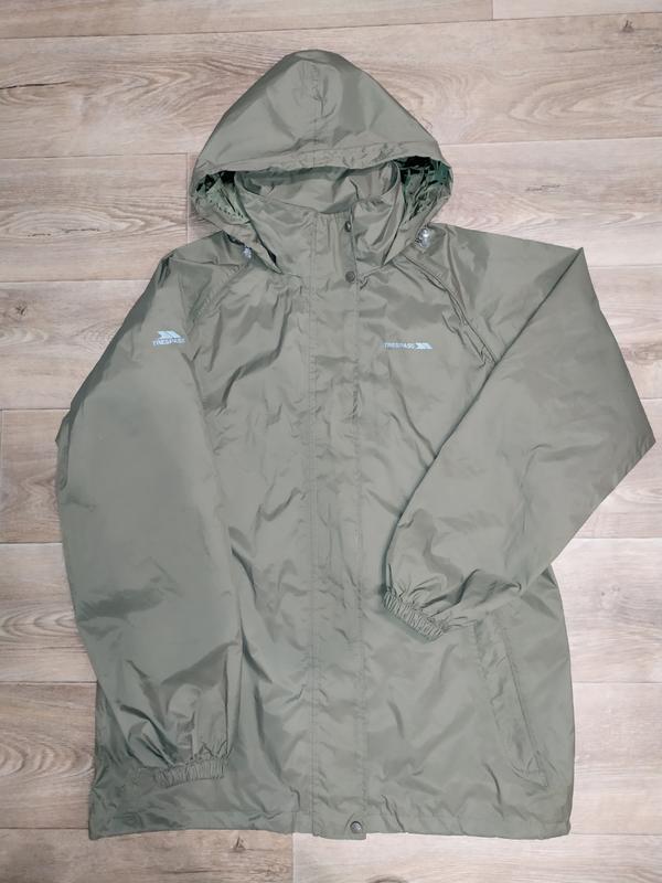 Ветровка водонепроницаемая  trespass waterproof 2000