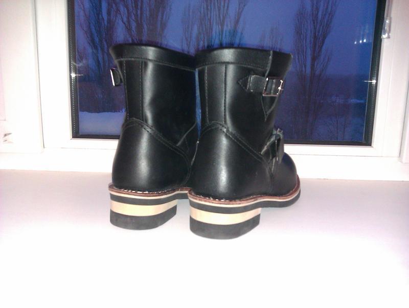 Ботинки мужские - Фото 4