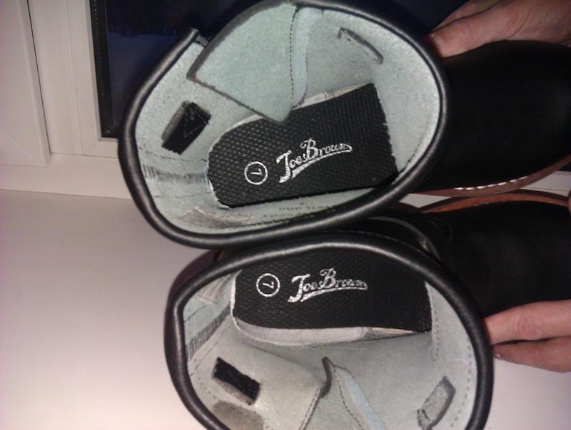 Ботинки мужские - Фото 5