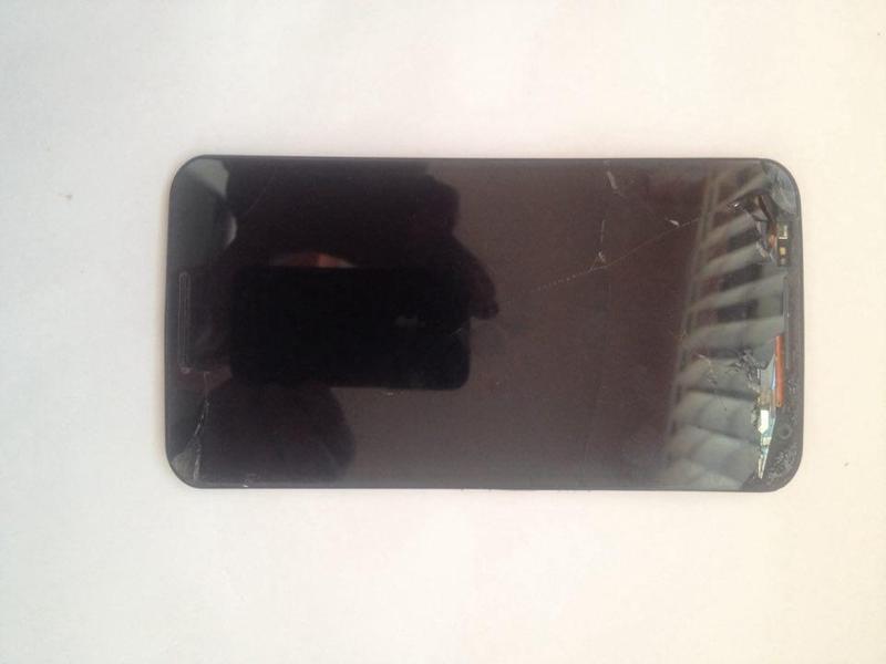 Motorola Nexus 6 32gb silver