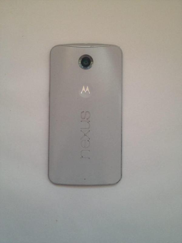 Motorola Nexus 6 32gb silver - Фото 3