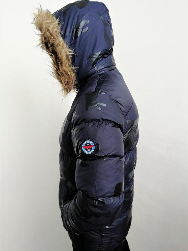 Новинка Мужская Зимняя Куртка - Фото 4