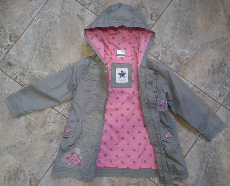 Куртка весенняя 4-5 лет