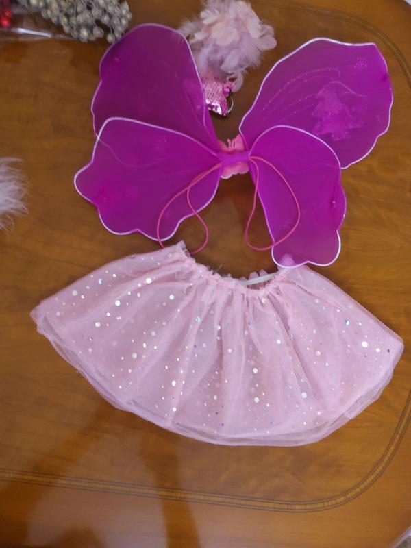 Карнавальный костюм  юбка и крылья - Фото 4